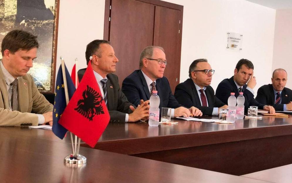 Qeveria zvicerane mbështetje me projekte prioritare për Beratin