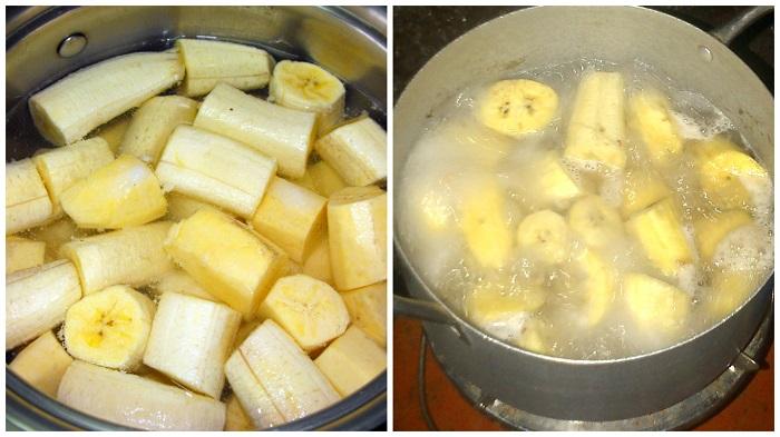 Receta e çajit me banane, për gjumë të qetë