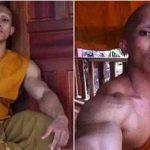 Budisti muskuloz çmend rrjetin