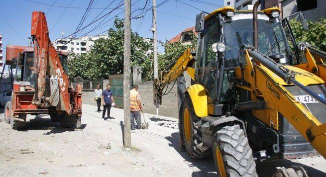Linjë e re ujësjellësi në zonën e Unazës së Re | Gazeta Koha Jone