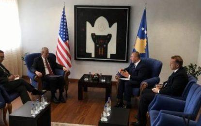 Ambasada e SHBA: Mbështesim versionin aktual të Demarkacionit me Malin e Zi