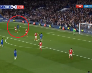 VIDEO/ Sulmuesi i Chelseas shënon golin e vitit në Angli