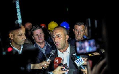 Haradinaj e quan keqkuptim fyerjen e gazetarëve, insiston se kishte të drejtë
