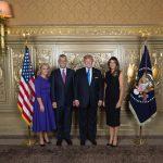 Presidenti i Kosovës foto zyrtare me Trump, ja çfarë shkruan Thaçi