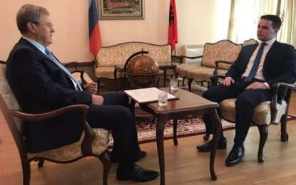 Ambasadori rus në Tiranë: Sanksionet po dëmtojnë marrëdhëniet Shqipëri-Rusi