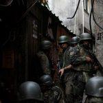 Lufta me armë mes policisë dhe bandave të drogës