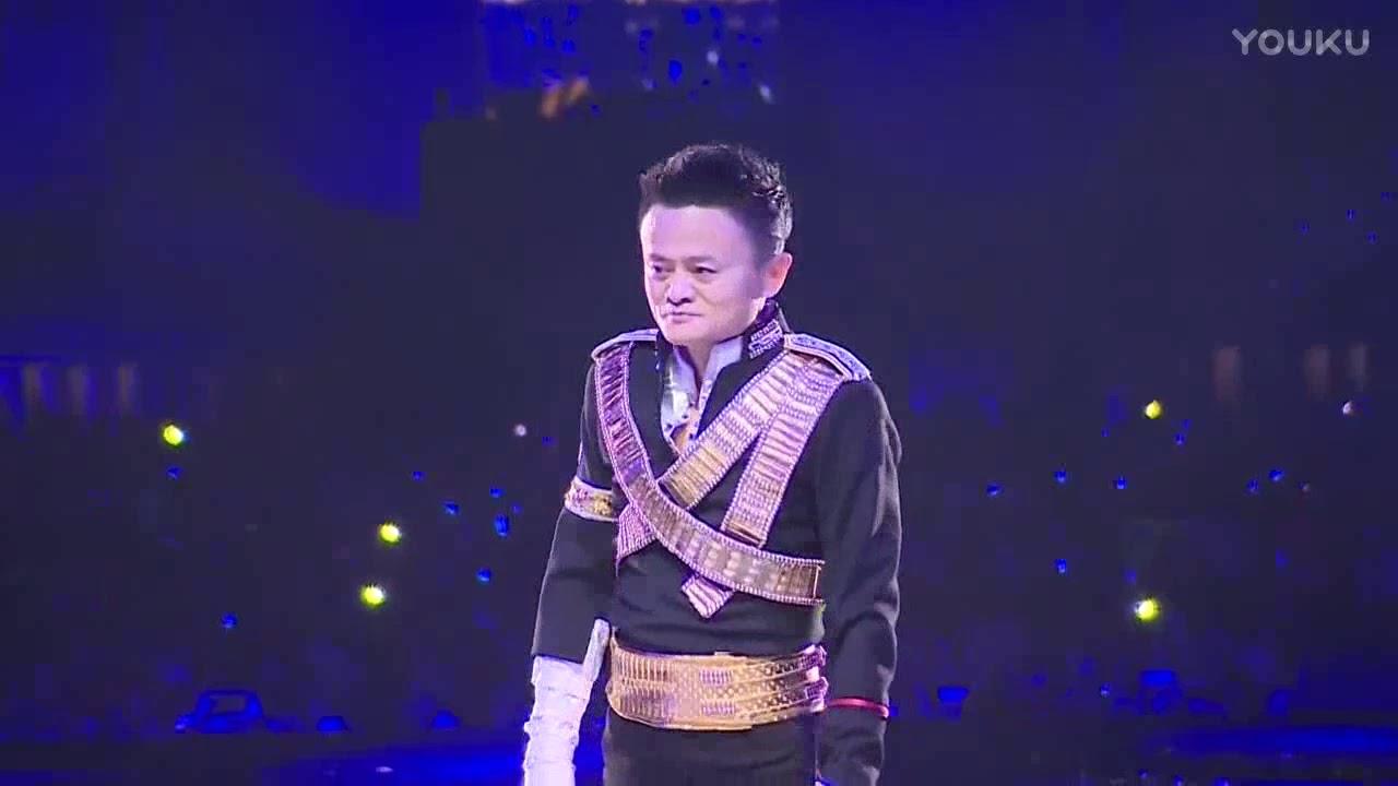 """Mahnit bosi i kompanisë """"Alibaba"""", sjell Michel Jackson në skenë"""
