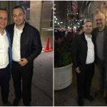 """""""Provokim""""? Edi Rama në New York tregon se: Unë dhe Luli jemi në një parti (FOTO)"""