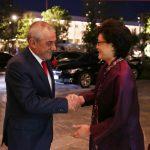 Ruçi takon ambasadoren kineze: Të nxisim bashkëpunimin për të forcuar miqësinë tradicionale