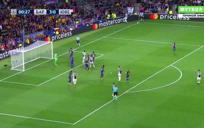 Juventusi i jep leksion Torinos në derbi
