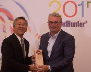 Vodafone Albania vlerësohet me Çmimin e Artë
