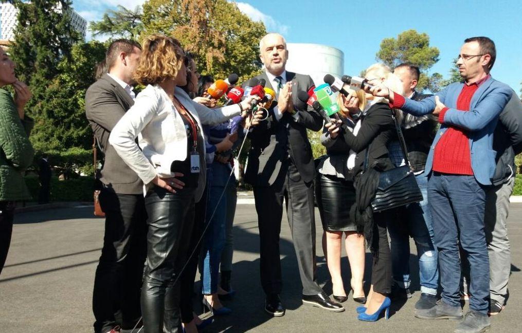Federata Europiane e Gazetarëve: Kjo sjellje e përsëritur e Ramës duhet ndalur