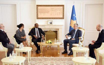 Presidenti Thaçi kërkon njohjen e Kosovës nga Madagaskari