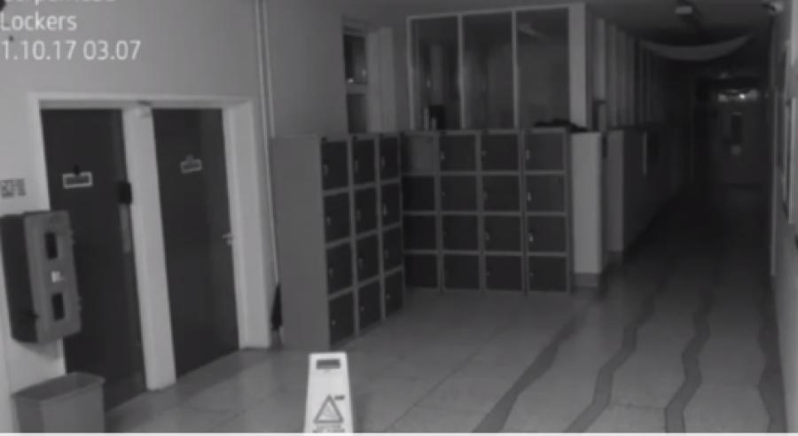 VIDEO/ Fantazmat pushtojnë shkollën në Irlandë, ja provat
