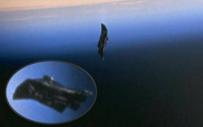 VIDEO-FOTO/ Misteri i 'Kalorësit të zi' që rrotullohet rreth Tokës prej 50 vitesh