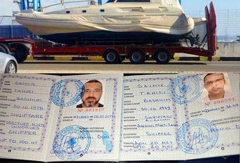 Prokuroria: Paratë në makinën e Orest Sotës janë të Saimir Tahirit