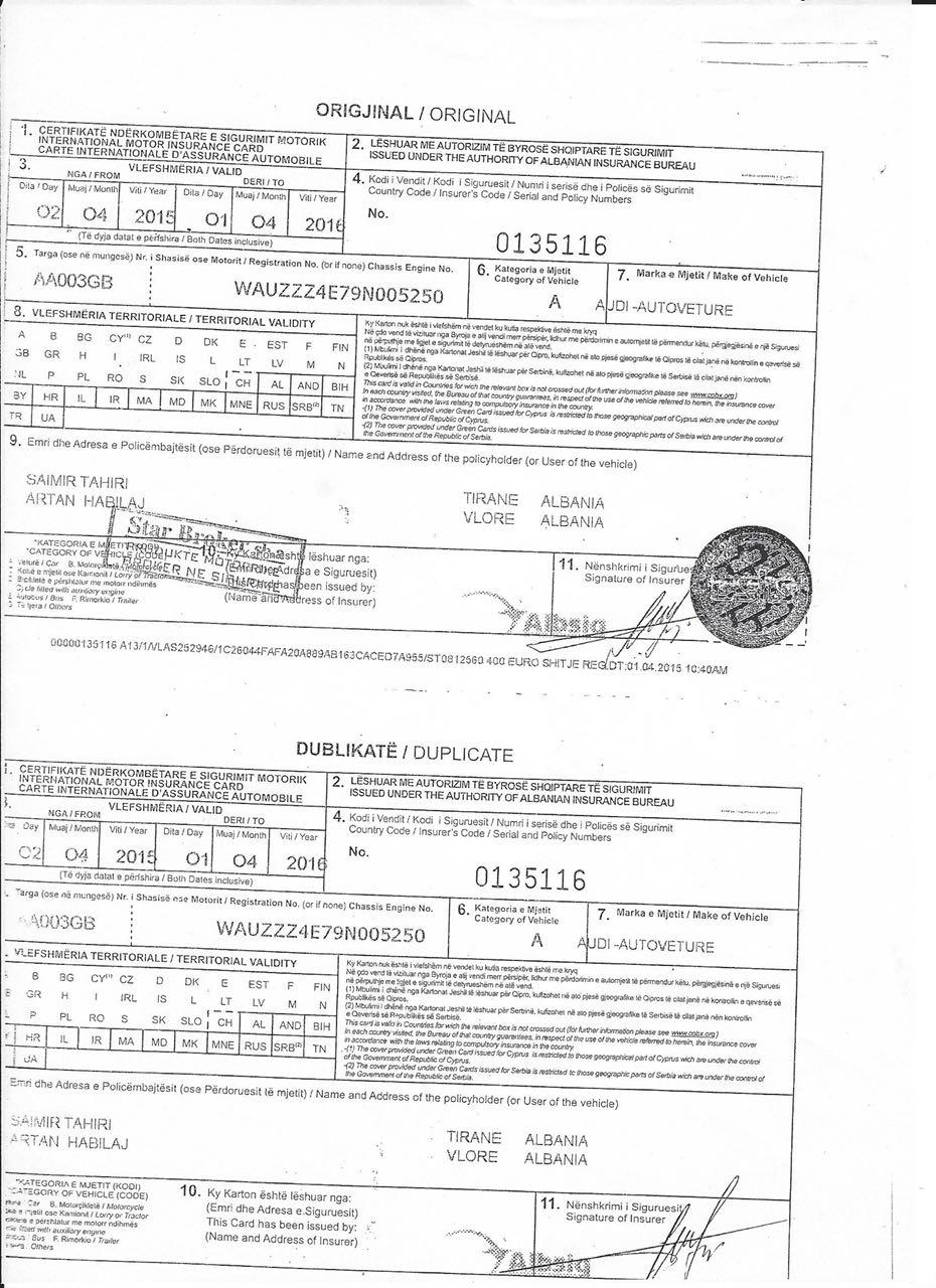 Dokumenti i Alibeajt shkatërrues për PS dhe Saimir Tahirin