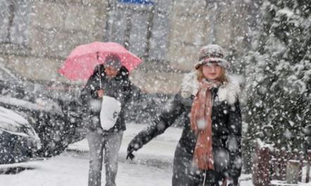 Po vjen acar, akull dhe stuhi bore. Edhe në Tiranë shanse për borë