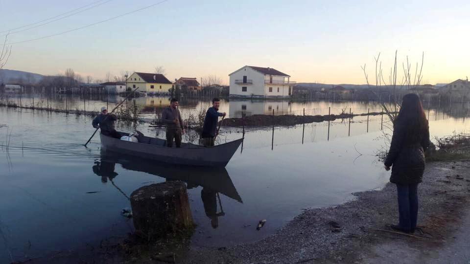 Shkodra po mbytet nga shkarkimet e HEC-ve. Basha: Në burg shkaktarët qeveritarë!