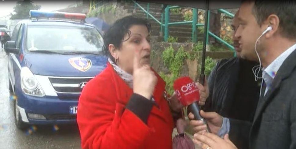 Lirimi i Fran Frrokaj  qytetarët  Vetëm vota mund ta rrëzojë