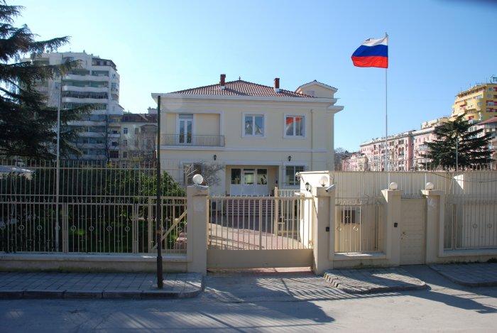 Ambasada ruse tallet me ministrin Ditmir Bushati