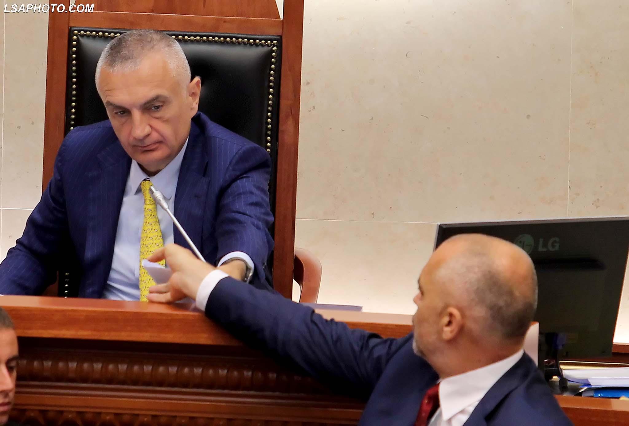 Monika Kryemadhi: Ilir Meta është përgjuar dhe përgjohet nga njerëzit e kryeministrit!