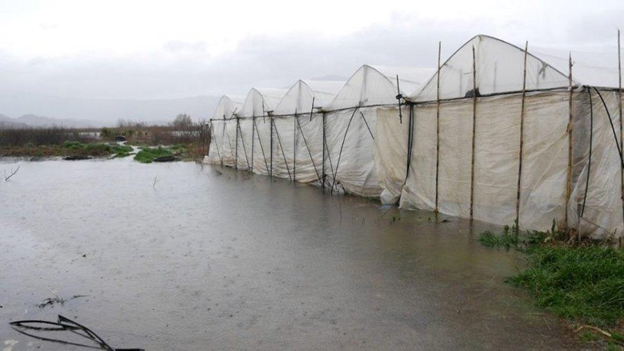 Shkodra në zonën e kuqe deri në 22 mars  pritet zgjerim i hartës së përmbytjeve