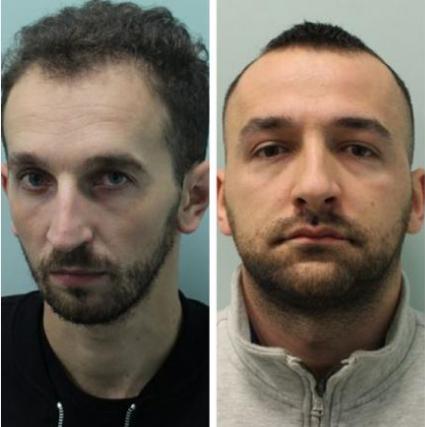 EMRAT  U kapën me 4 mln paund kokainë  dënohen anëtarët e bandës shqiptare
