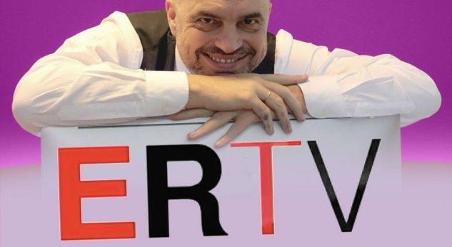 Edi Rama, nga shef i kryeredaktorëve, vetemërohet edhe kryeredaktor i ERTV