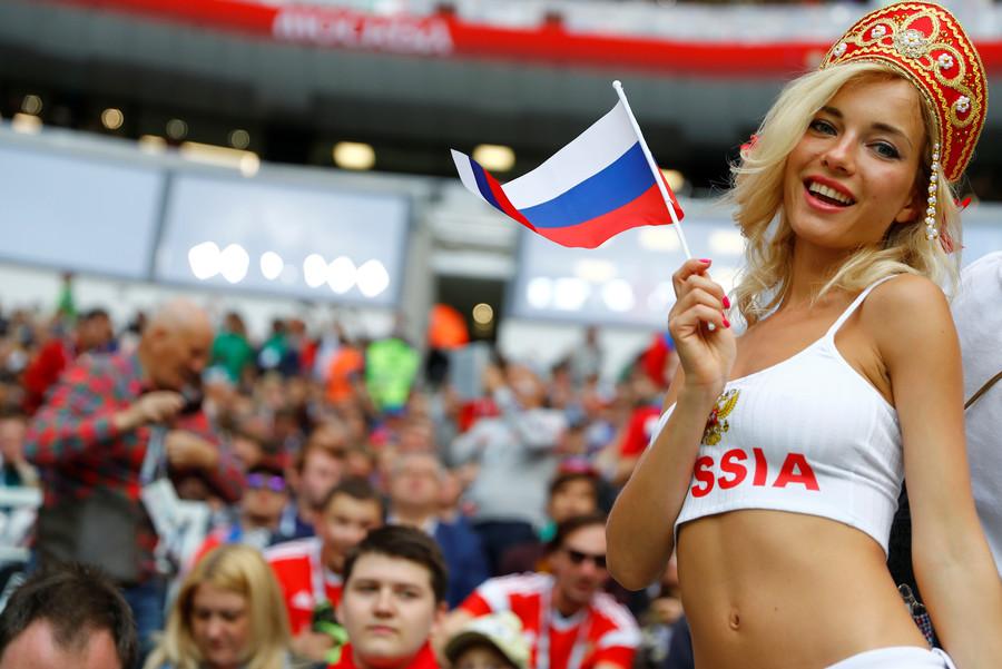 Yll i filmave porno  ky është profesioni i tifozes speciale të Rusisë