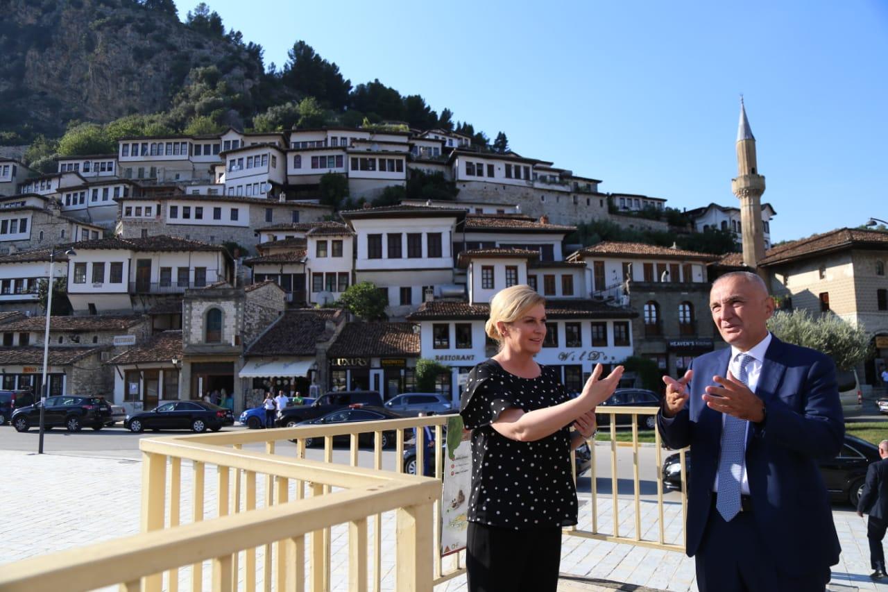 Meta-Kolinda Grabar-Kitaroviç: Shqipëria dhe Kroacia, partneritet strategjik