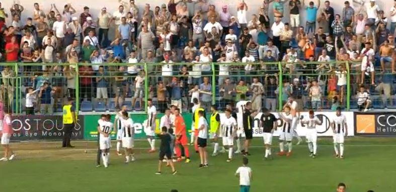 Laçi mëson kundërshtarin për në turin e dytë në Europa League