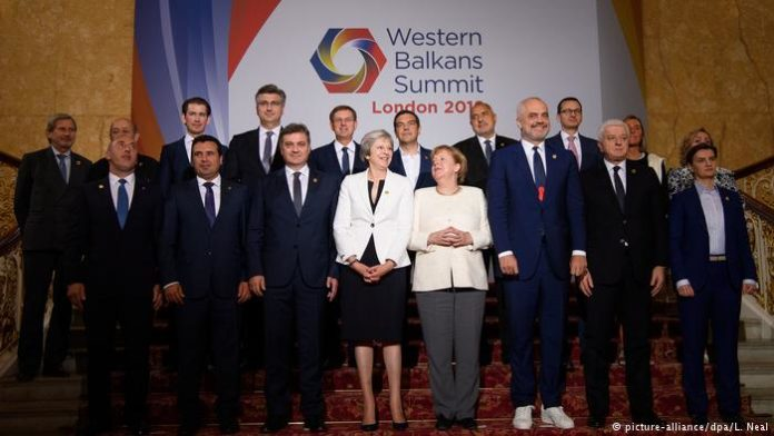 Radio gjermane DW: Takim grotesk-Samiti i Londrës, ishte vetëm për modelin e atletëve