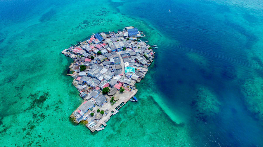 how to get to exxegutor island