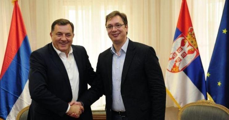Lideri i serbëve të Bosnjës: Bashkim me Serbinë. Vuçiç të marrë Mitrovicën e Veriut