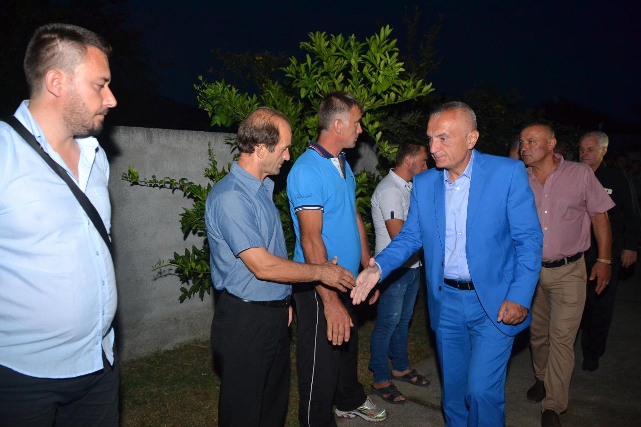 Presidenti Ilir Meta: Të reflektojmë për sigurinë e veprave publike