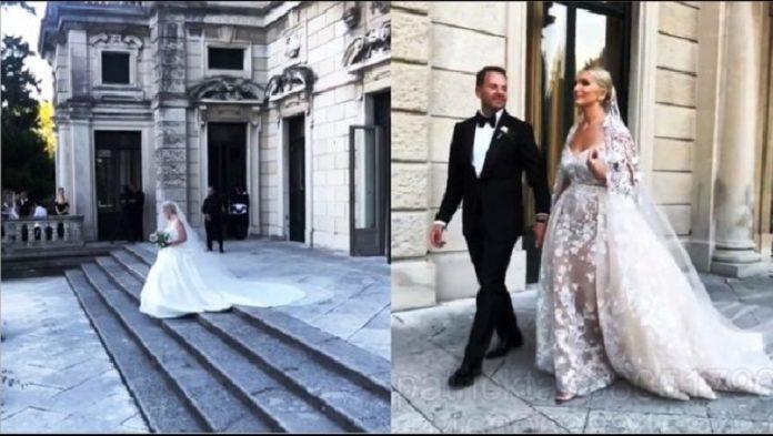 """Dalin """"prapaskenat"""" e dasmës së çiftit Sara-Ledioni! Avion privat vetëm për vajzat"""