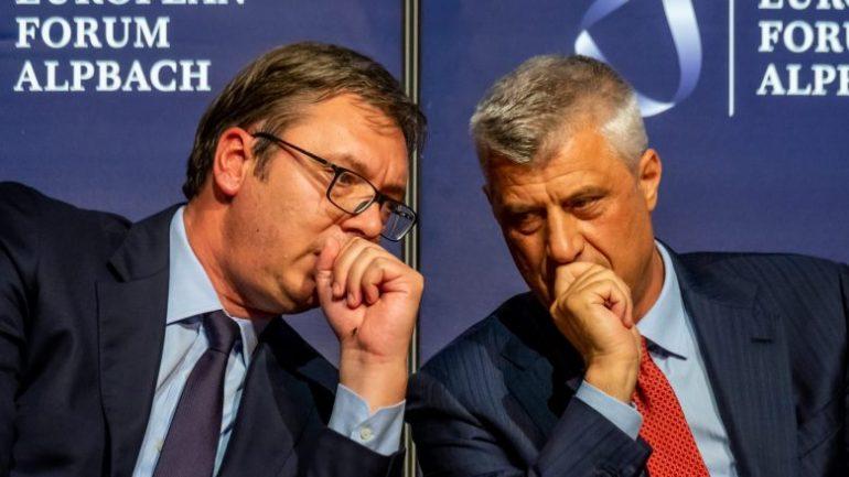 """""""Nëse lëmë Thaçin e Vuçiçin të ndryshojnë kufijtë, në Europë krijohen 40 shtete të rinj"""""""