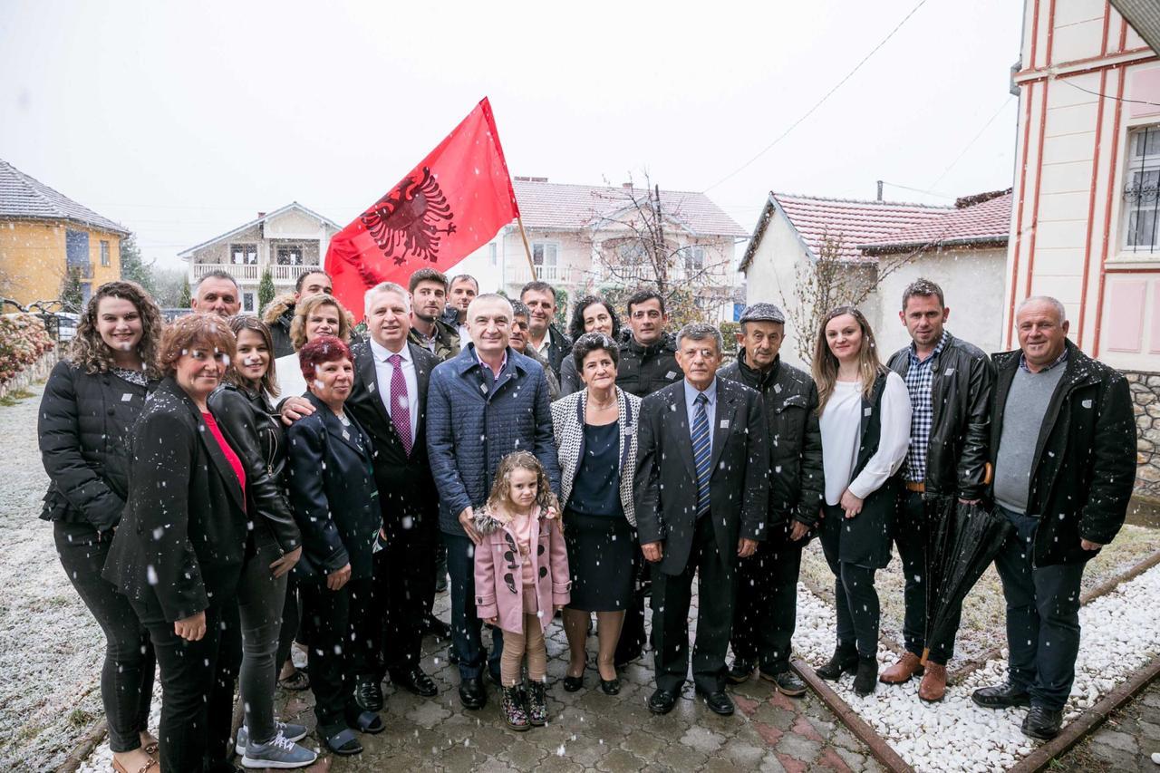Meta në Mexhitli e Nakolec: Shqiptarët s'do jenë kurrë vetëm