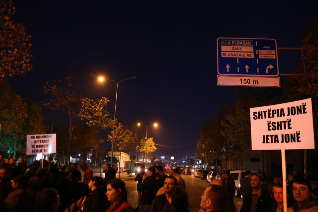 Komisariatet e Tiranës në garë  cili të procedojë më shumë protestues