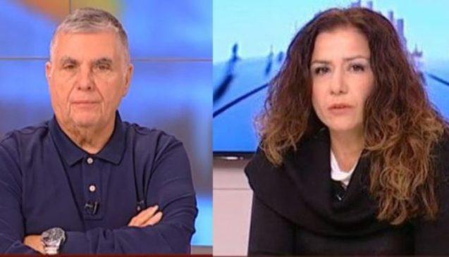 Motra e Kacifas akuzon në mediat greke  Avionë fluturonin mbi shtëpinë tonë