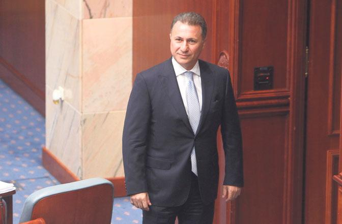 Ish-kryeministri maqedonas, Gruevski iku nga Shqipëria në Hungari