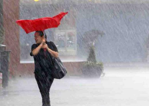 Rikthehen reshjet e shiut  ja parashikimi i motit për sot
