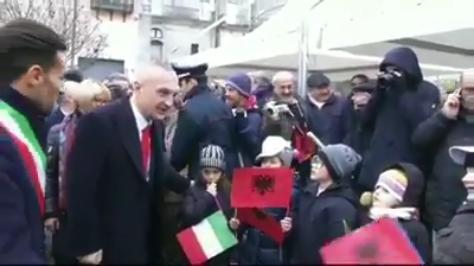 Presidenti Ilir Meta te komuniteti arbëresh në Itali