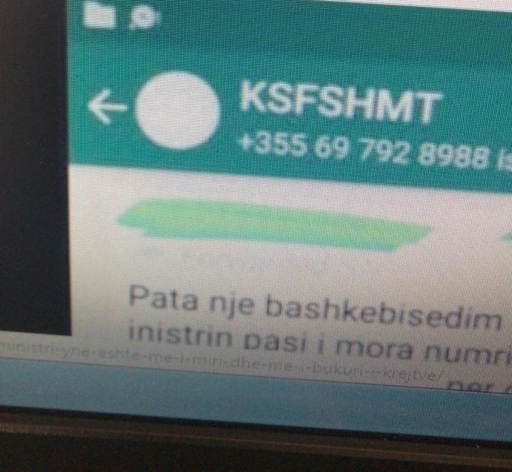 """Zbulohen sms të disa """"besëprerëve"""" studentë me kryeministrin Rama për të thyer protestën"""