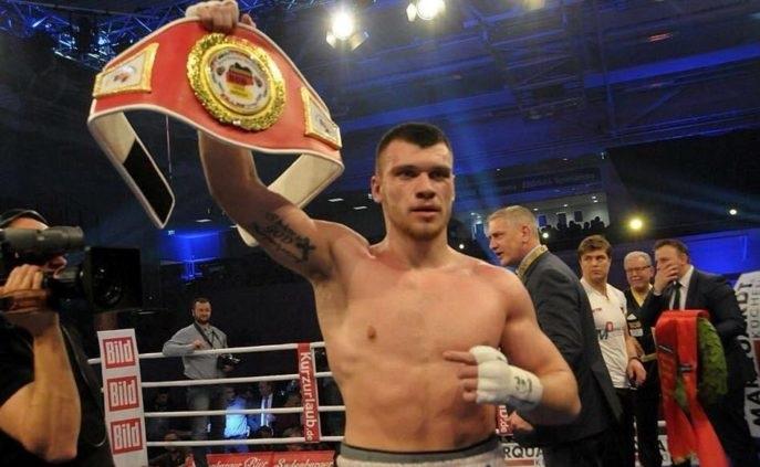 "Boksieri lezhjan, Jurgen Uldedaj fiton titullin botëror ""WBO Champions"" (VIDEO)"