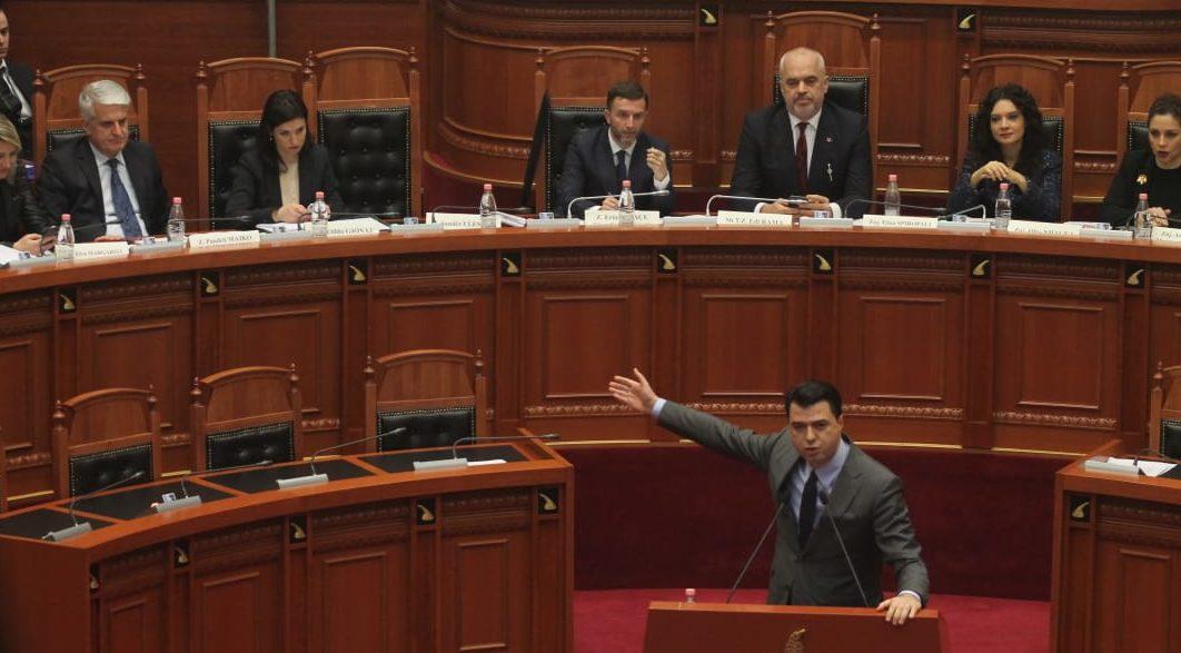 Basha-Ramës: Mos pëllit! A ka ndonjë socialist që i di emrat e ministrave të rinj?