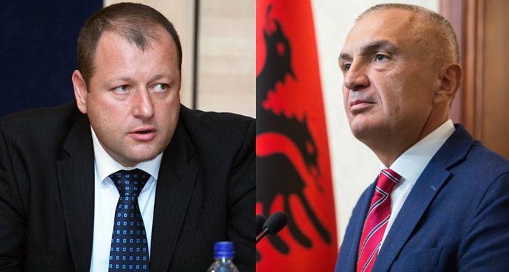 Presidenti Ilir Meta propozon Bahri Shaqirin për kryetar të Kontrollit të Lartë të Shtetit