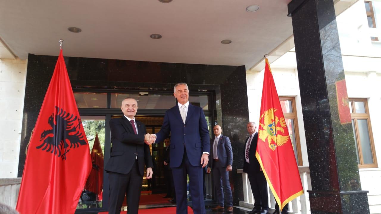 Ilir Meta: Shqiptarët, faktor kyç në Malin e Zi