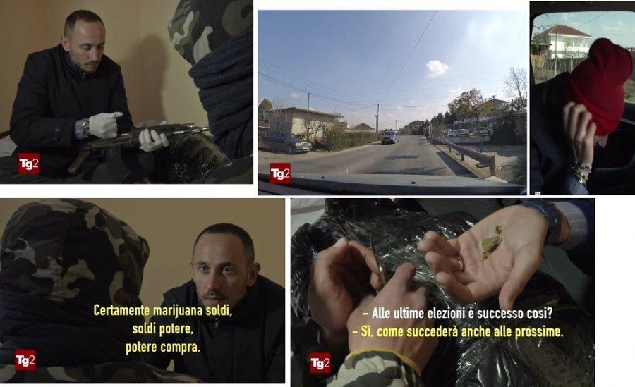 RAI mes trafikantëve në Shijak: Drogë, lekë, pushtet.. blerje votash. Prapë do blejmë zgjedhjet